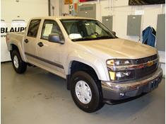 2004-2012 Chevy Colorado and GMC Canyon; 2006-2008 Isuzu I-Series