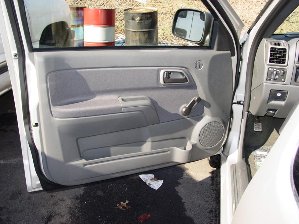 Chevy Colorado gmc canyon isuzu i-series front door