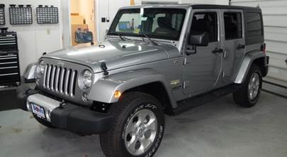 2015-2018 Jeep Wrangler and Wrangler Unlimited (JK)