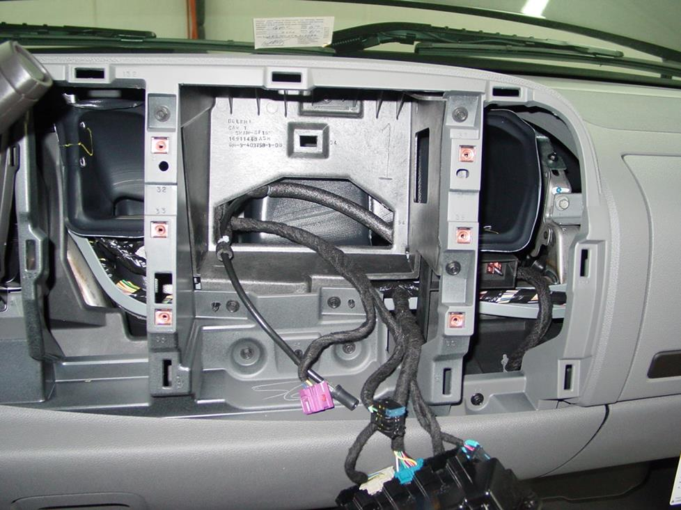 gmc sierra radio replacement