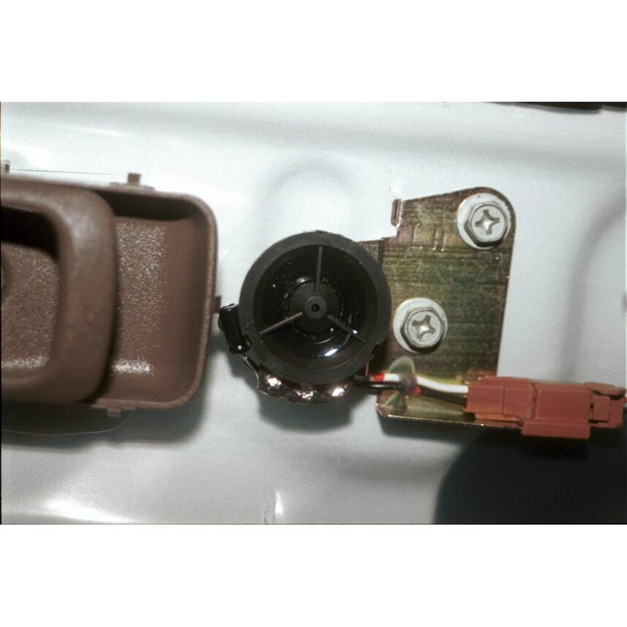 1998 Nissan Altima Front door tweeter