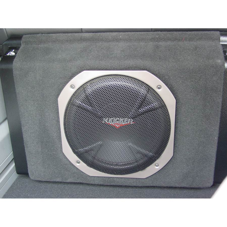2006 Dodge Magnum Rear hatch speaker