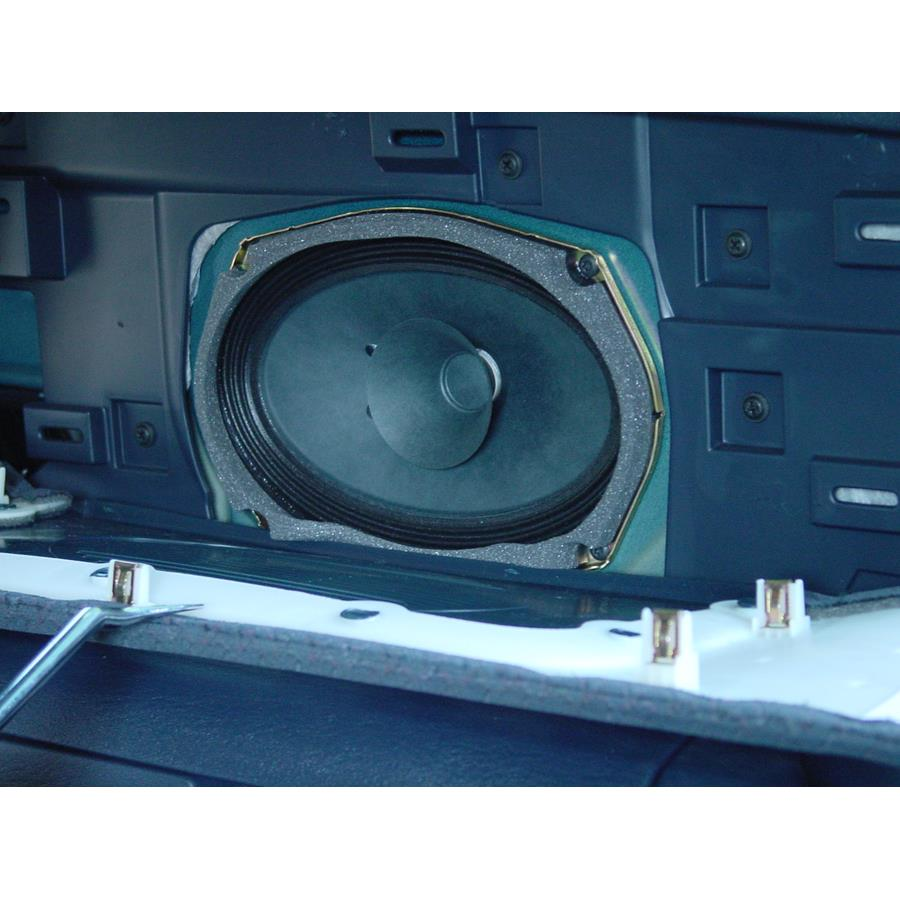 2007 Dodge Caravan Far-rear side speaker
