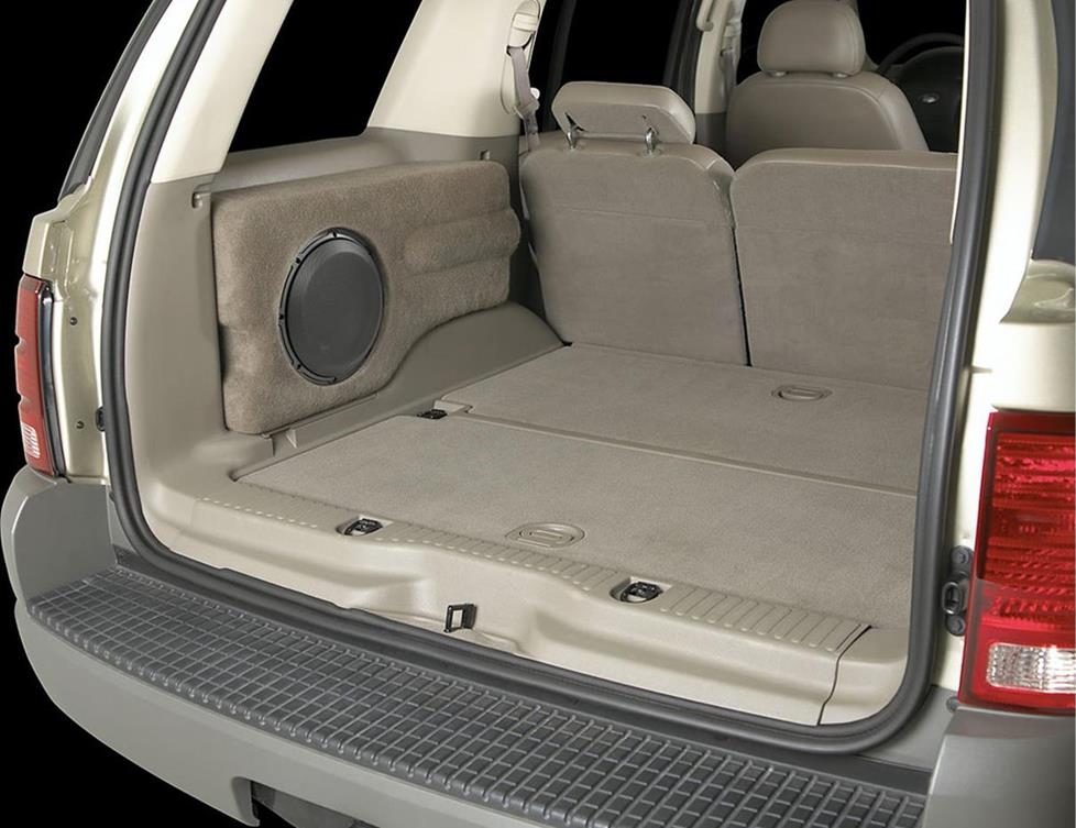 2002-2004 Ford Explorer Car Audio Profile