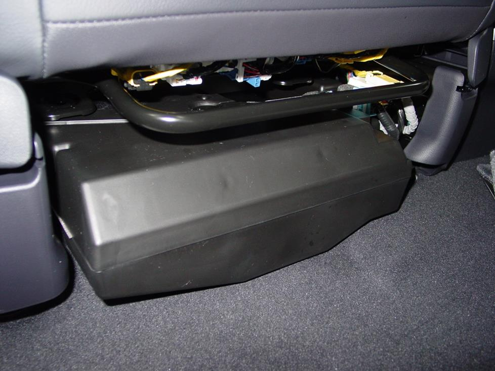 2007 2011 Honda CR V Car Audio Profile