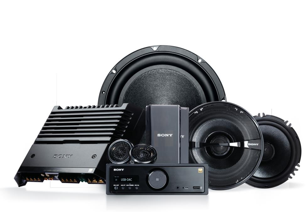 Sony RSX1 hi-res audio system