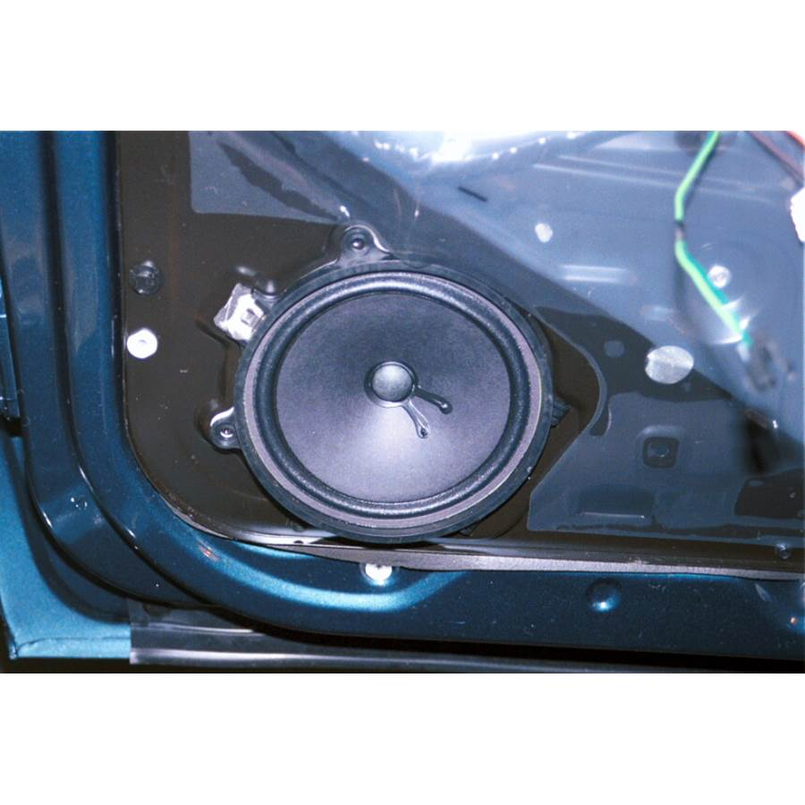 1997 GMC Suburban Front door woofer