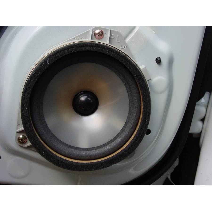 2014 Subaru Tribeca Front door woofer