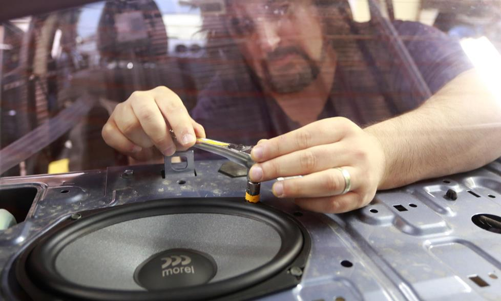 The Innovation Behind Morel's Handmade Speakers and Subs