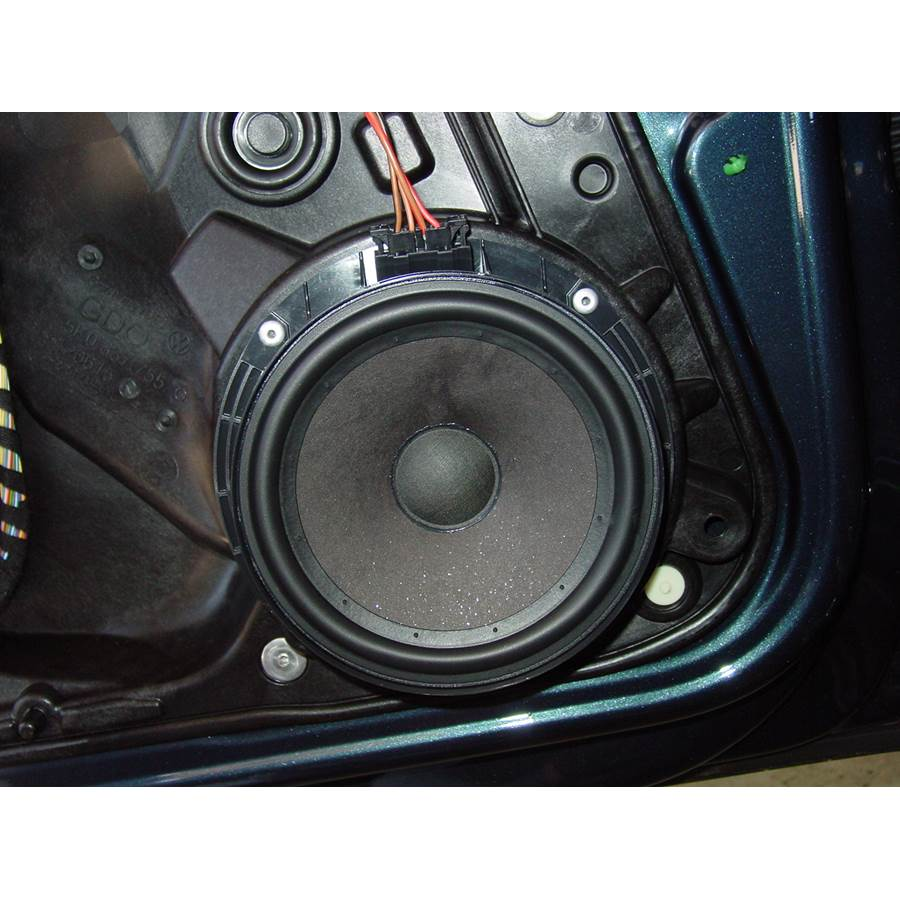 2012 Volkswagen Golf Front door woofer