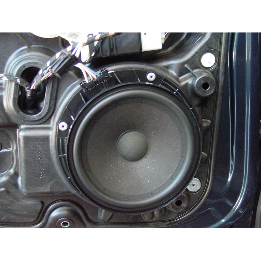 2012 Volkswagen Golf Rear door woofer
