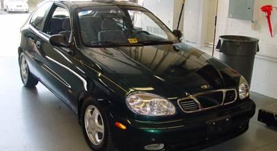 1999-2002 Daewoo Lanos