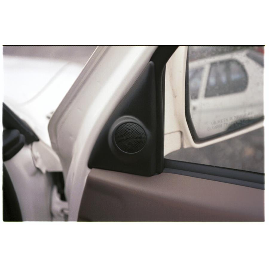 2000 Toyota 4Runner Front door tweeter location