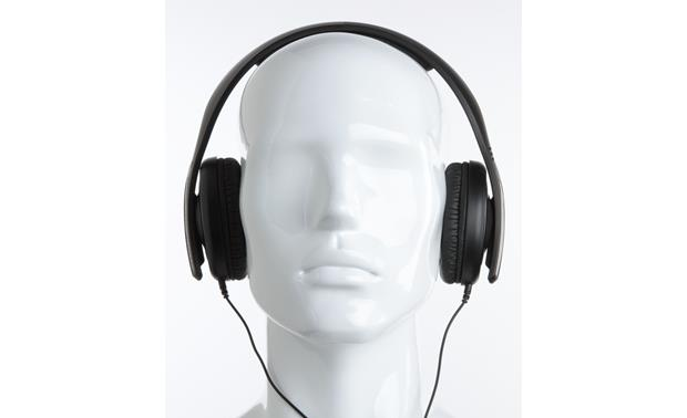 Sennheiser HD 65 TV Mannequin shown for fit and scale