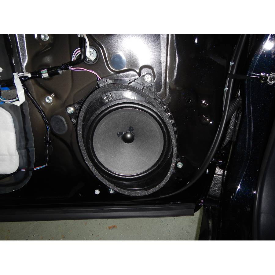 2018 Toyota Avalon Front door speaker