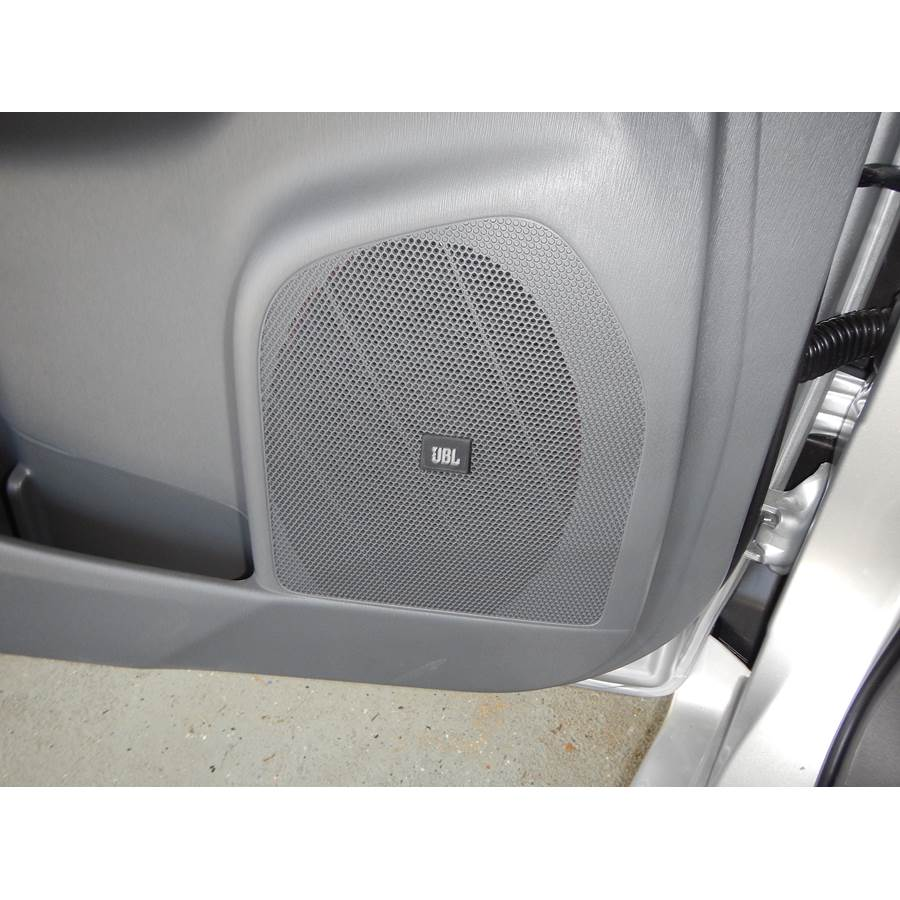 2015 Toyota Prius V Specialty audio system