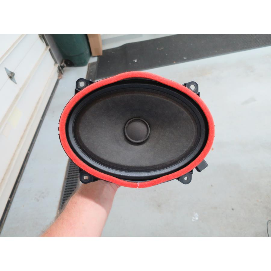 2014 Toyota Camry Rear deck center speaker