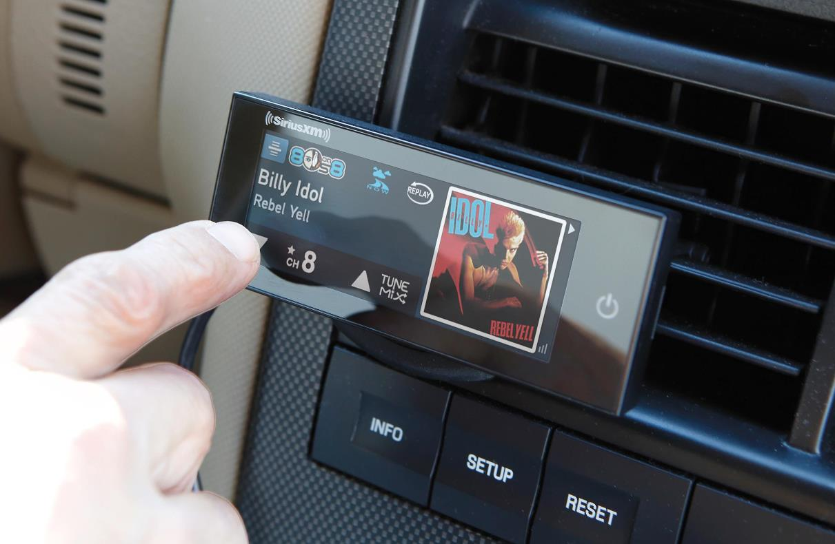 Two ways to add siriusxm satellite radio your car