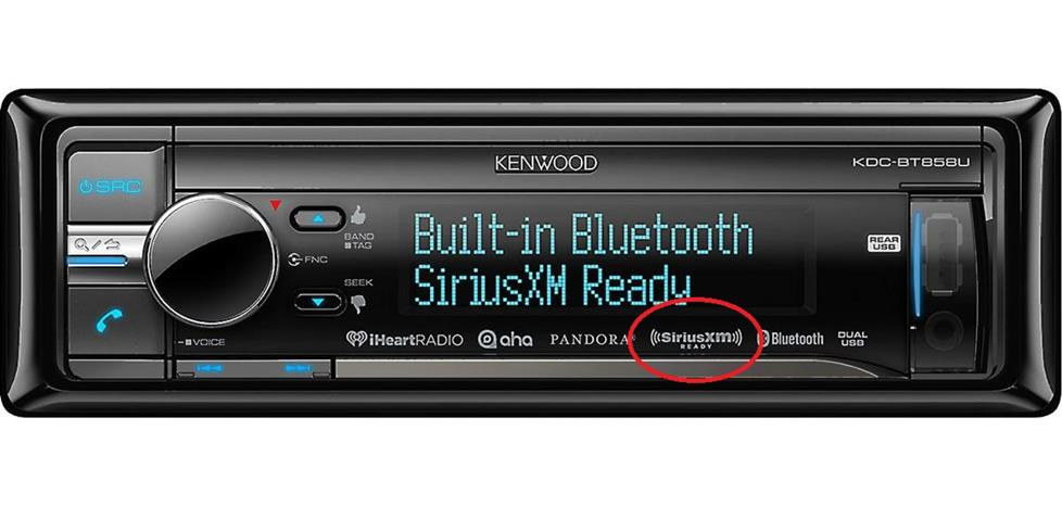 satradcallout two ways to add siriusxm satellite radio to your car Kenwood Wiring Harness Diagram at gsmx.co