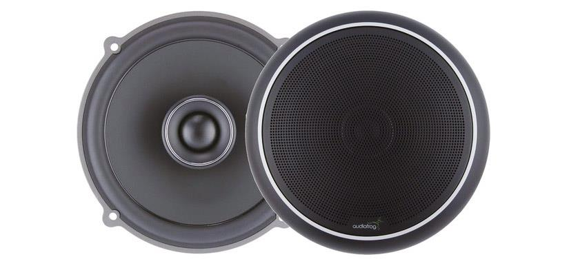 AudioFrog GS62 coaxial speakers