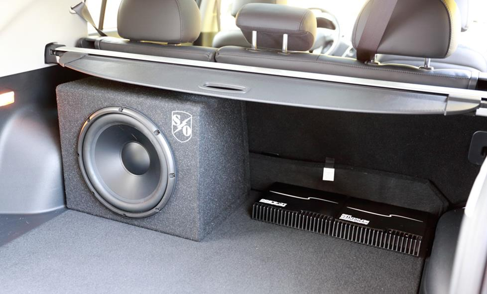 Elevating the Sound of a Factory Stereo with Upgrades from ... on