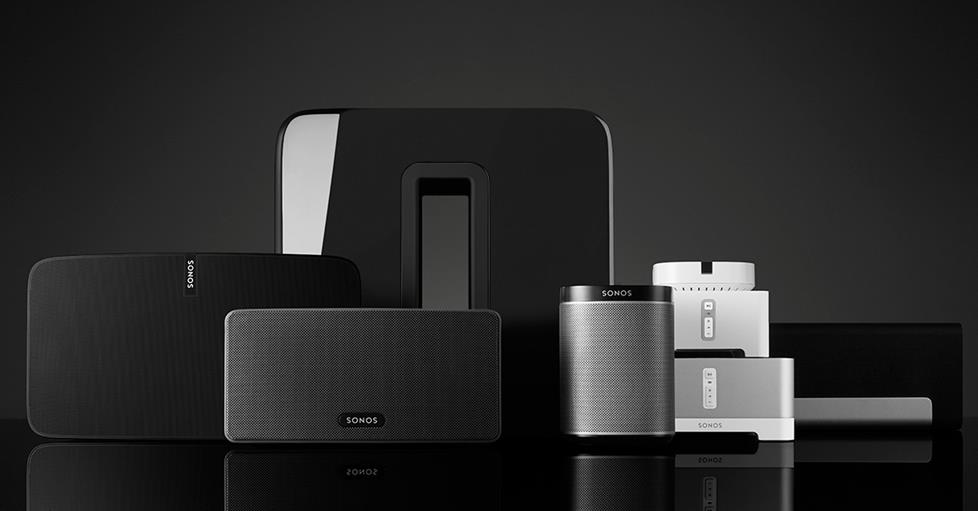 Sonos audio gear