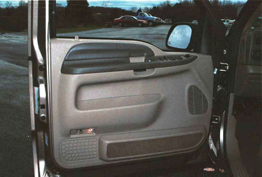 ford excursion front door