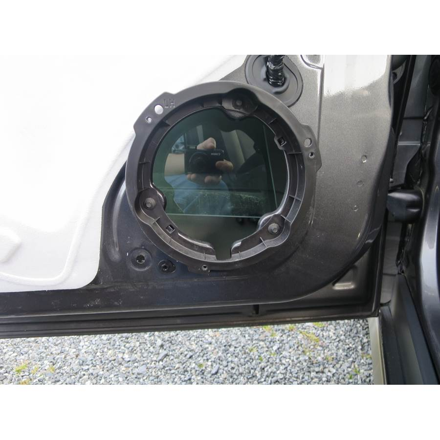 2014 Ford Transit Connect Front speaker removed