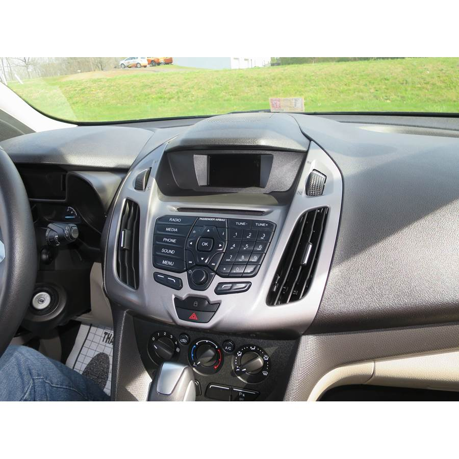 2014 Ford Transit Connect Factory Radio