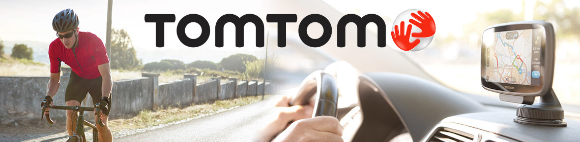 Shop TomTom at Crutchfield