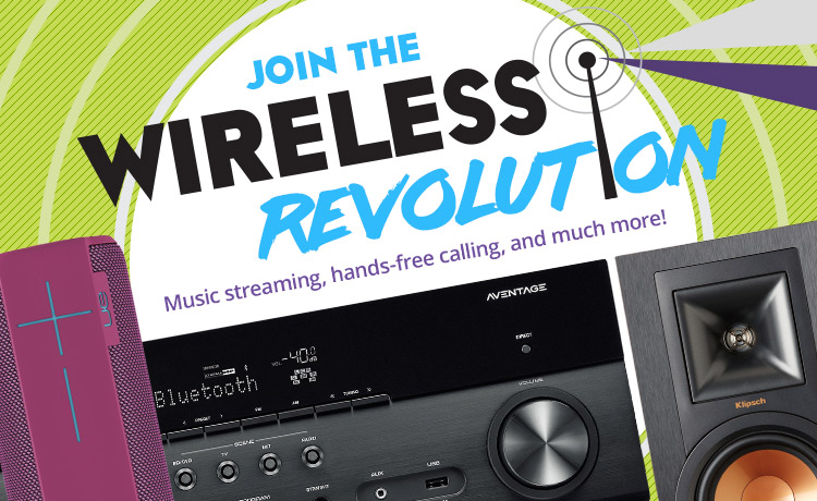 ​Join the Wireless Revolution