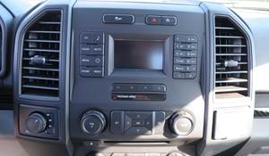 2018 Ford F-350 XL Factory Radio