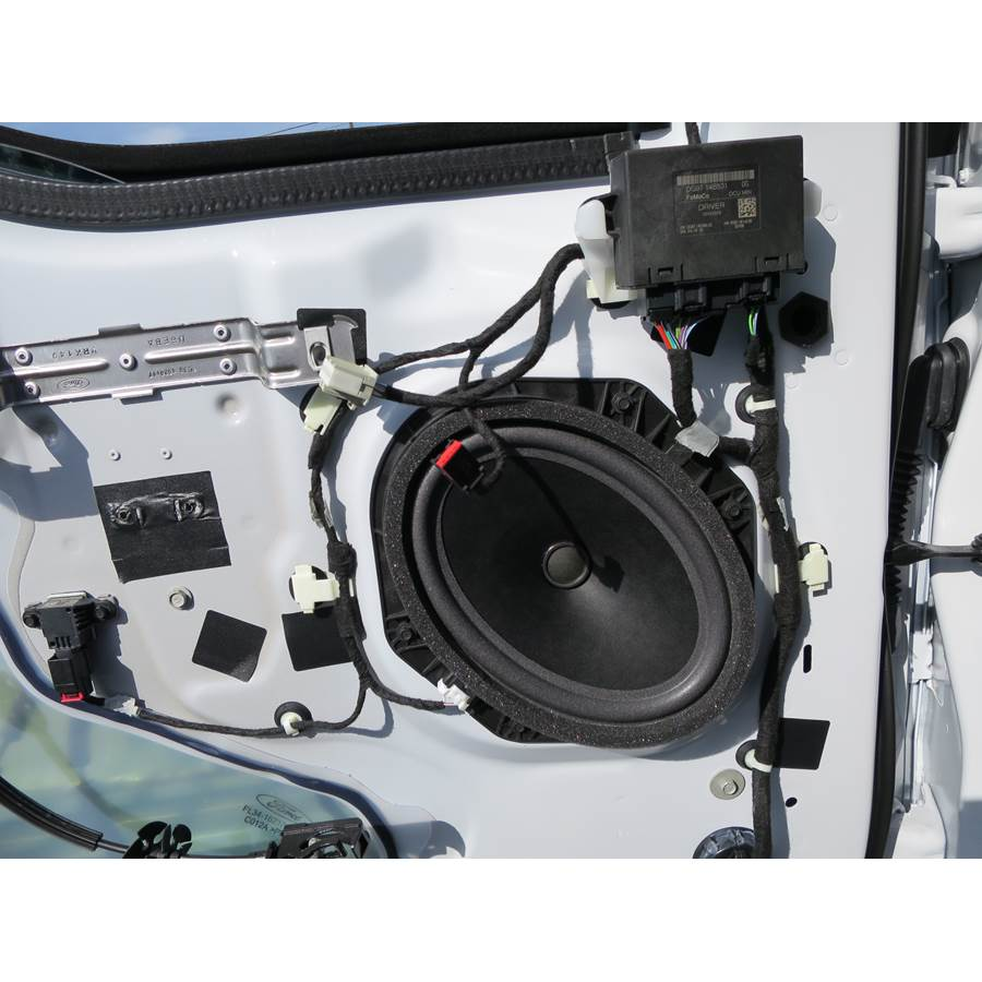 2015 Ford F-150 Lariat Front door speaker