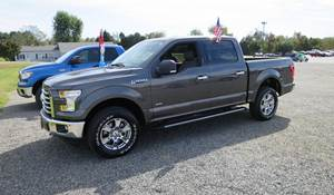 2017 Ford F-150 King Ranch Exterior