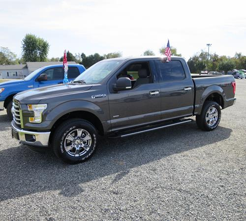 2017 Ford F-150 Limited Exterior