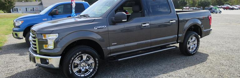 2015 Ford F-150 King Ranch Exterior
