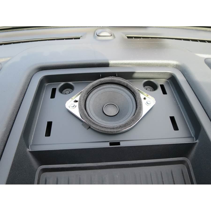 2017 Ford F-150 Limited Center dash speaker