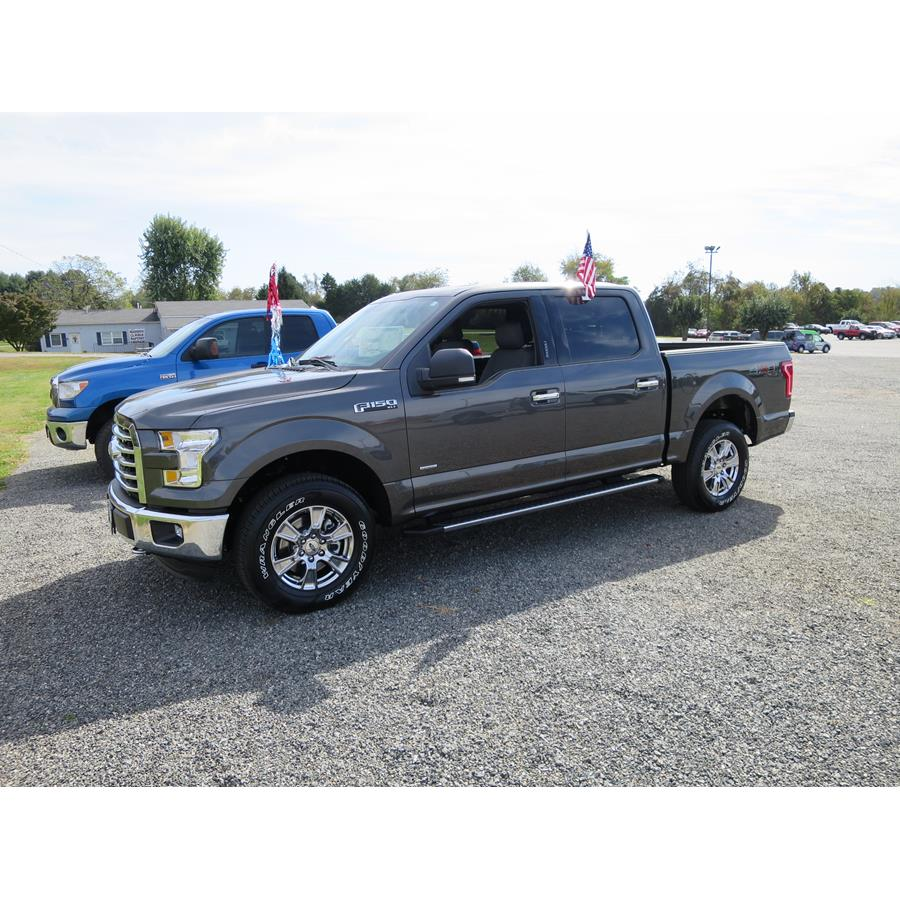 2018 Ford F-150 XL Exterior