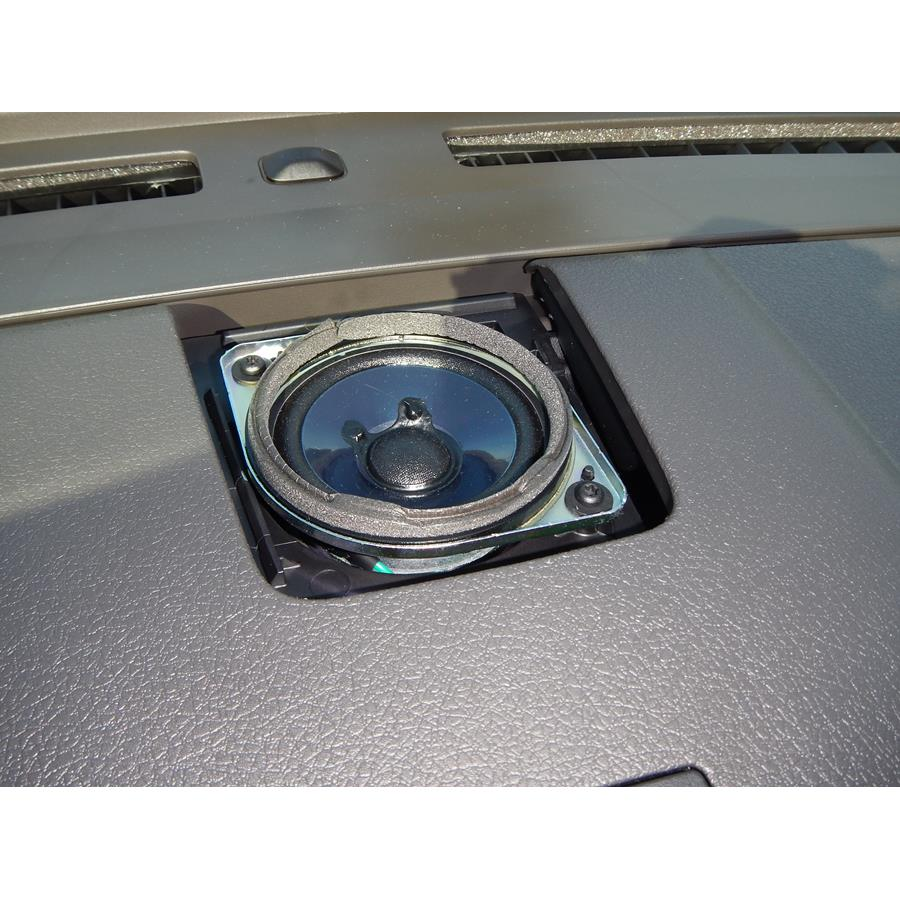 2016 Ford F-350 Center dash speaker