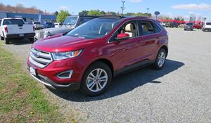 2015 Ford Edge Exterior