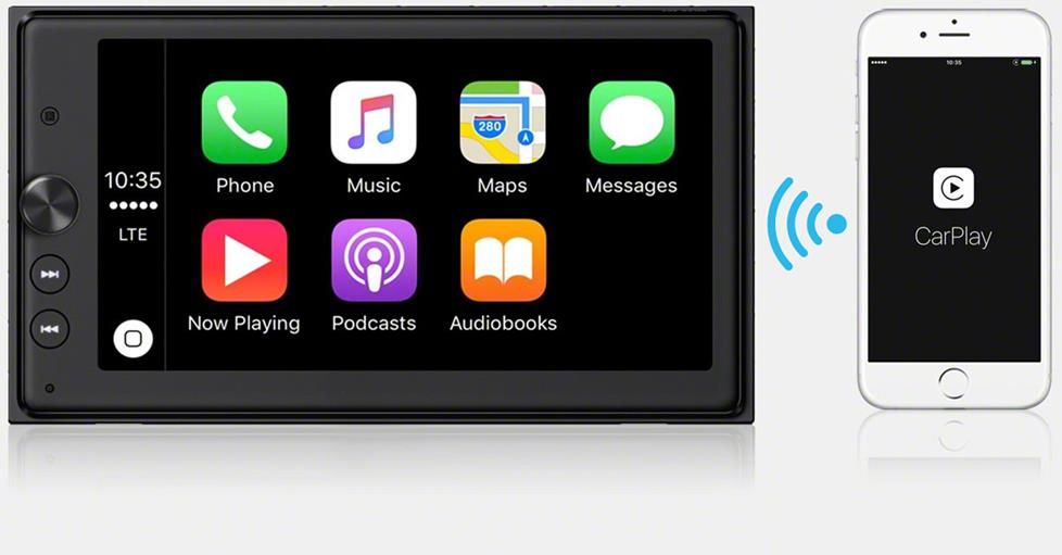 what 39 s up with wireless apple carplay. Black Bedroom Furniture Sets. Home Design Ideas