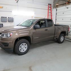 2016 Chevrolet Colorado Exterior