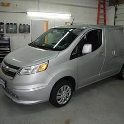 2016 Chevrolet City Express Exterior