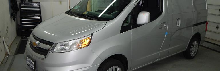 2015 Chevrolet City Express Exterior