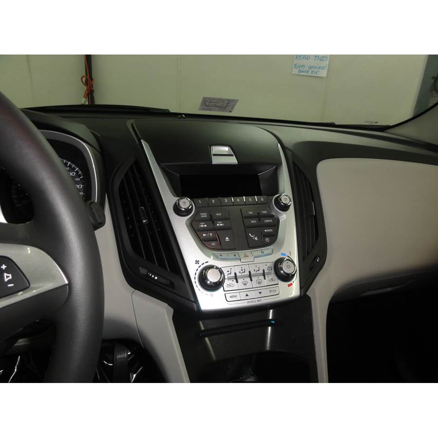 2011 Chevrolet Equinox Factory Radio