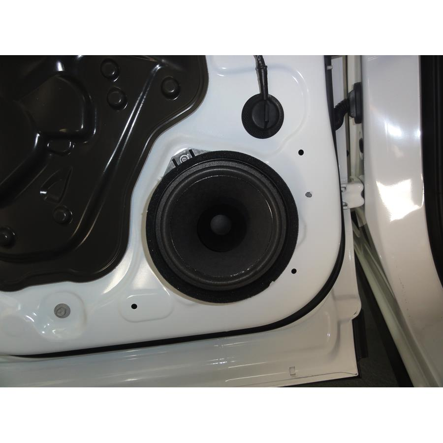 2011 Chevrolet Equinox Rear door speaker