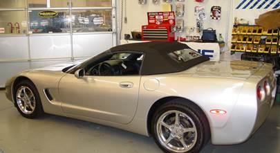 1997-2004 Chevrolet Corvette