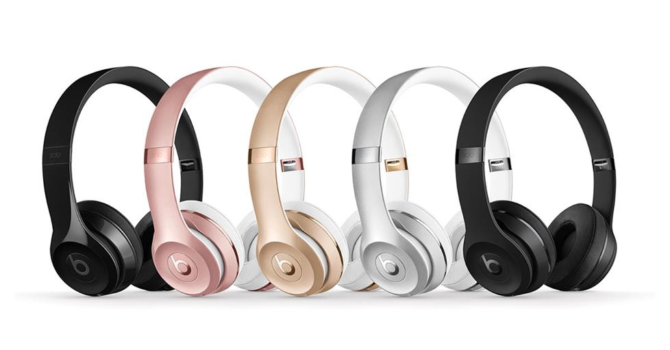 Solo3 Wireless Gloss Black RoseGold Gold Silver Black