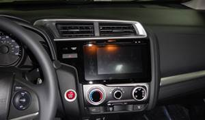 2015 Honda Fit LX Factory Radio