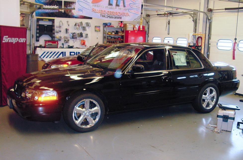 Upgrading The Stereo System In Your 2003 2004 Mercury Marauder